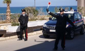 Movida alcamese: controlli dei Carabinieri nel week-end, 8 denunce ed un arresto