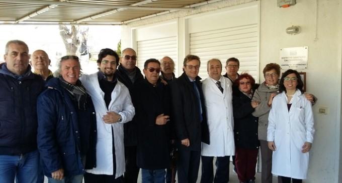 Primo giorno di attività per il presidio medico a Triscina di Selinunte