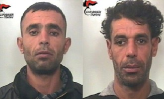 Petrosino: rapinano un connazionale, 2 tunisini arrestati dai Carabinieri