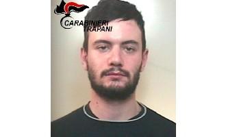 Calatafimi: Carabinieri arrestano giovane per evasione
