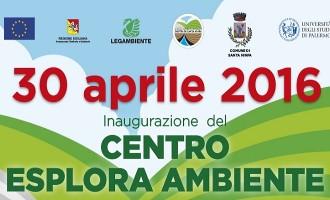 Santa Ninfa: sabato 30 aprile inaugurazione del Centro Esplora Ambiente