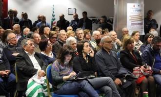 """Trapani, """"Cambiare le pensioni e dare lavoro ai giovani"""": grande mobilitazione Cgil, Cisl e Uil"""