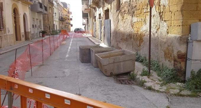 [Flash News] Partanna: segnalati recipienti in cemento amianto abbandonati