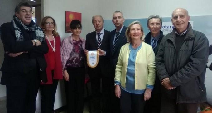 Il Rotary Club rende accogliente lo Spazio Neutro per minori del Comune di Marsala