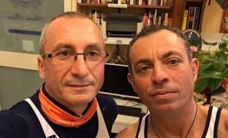 """Maratona di Roma: buona prova per """"Nati stanchi runners"""""""