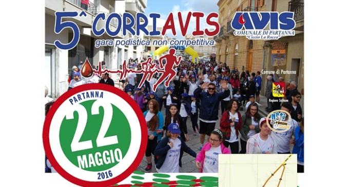 Partanna: Promo 5° Corriavis