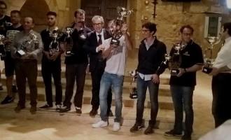 """Castiglione vince la """"Coppa Città di Partanna"""" di slalom"""