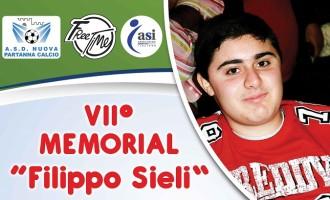 "Partanna: sabato ""VII° Memorial Filippo Sieli 2016"""