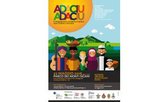 """Adaciu Adaciu"": domenica 22 maggio I° passeggiata interculturale tra storia e natura"