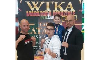 Kick Boxing, buon risultato a Catanzaro per l'Another Way