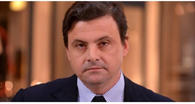 Il nuovo ministro Carlo Calenda ha i Grifeo tra i propri antenati