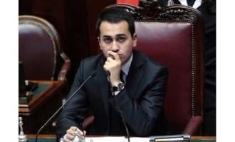 Il Vice Presidente della Camera dei Deputati Luigi Di Maio lunedì ad Alcamo