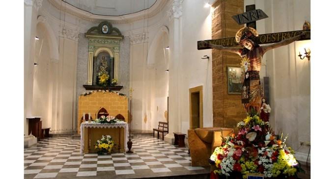 Mazara: al via la Festa del Signore Crocifisso – dal 3 all'8 maggio