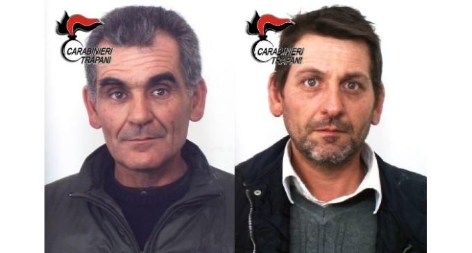 Tentano un furto in un capannone: arrestati due fratelli dai Carabinieri di Valderice
