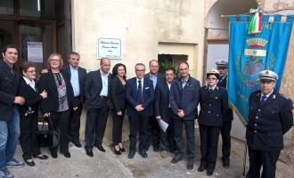 Partanna: intitolata a Francesco Saladino la biblioteca comunale