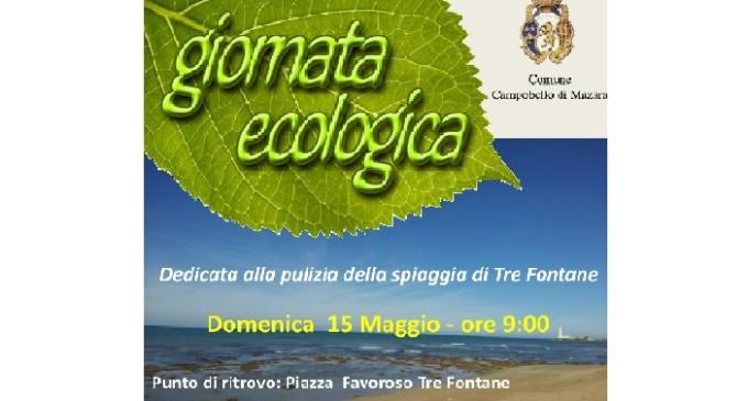 Tre Fontane: domenica 15 maggio seconda edizione della Giornata Ecologica