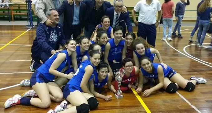 "Volley femminile: la ""Meeting Partanna"" promossa in serie D"