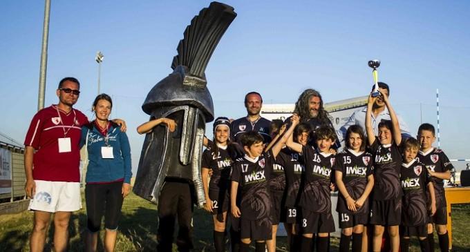 """Rugby: a Ragusa """"I Fenici"""" di Marsala conquistano il podio"""