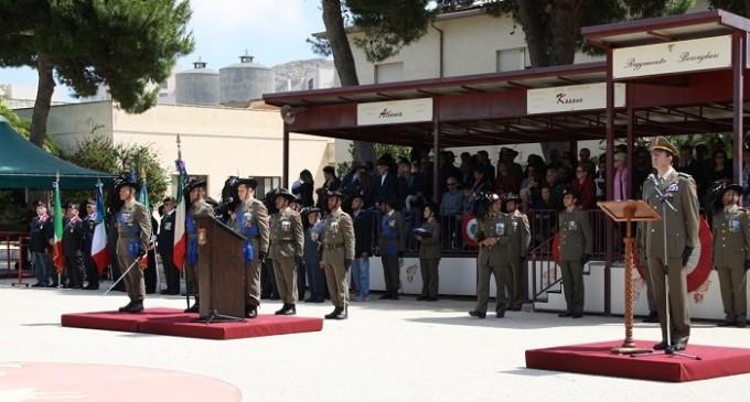 Cambio al 6° Reggimento Bersaglieri di Trapani: Agostino piccirillo è il nuovo comandante