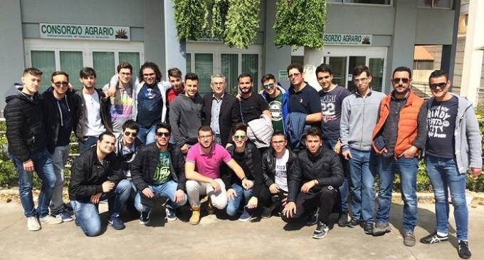 Stage sulla Domotica seguito da alunni di Santa Ninfa presso la C.R.E.A. di Ragusa