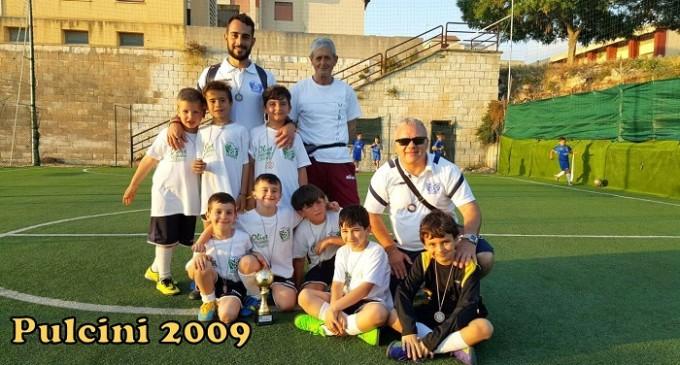"""Al """"Torneo Inycon Menfi"""" primo posto per i Pulcini 2006 e 2008 dell'ASD Nuova Partanna Calcio"""