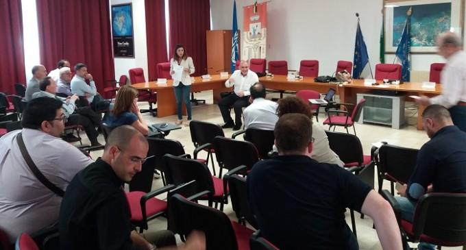 """Santa Ninfa: presentato il Gal """"Valle del Belice"""", opportunità per le imprese agricole e turistiche"""