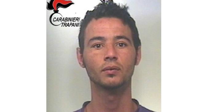 Salemi: i Carabinieri arrestano autore di rapina in abitazione