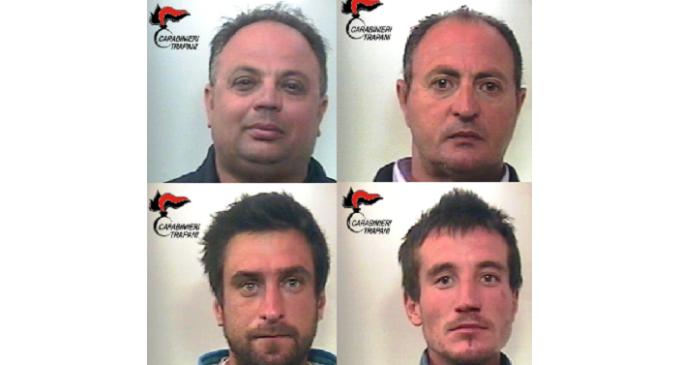 Mazara: due arresti dei Carabinieri per omicidio e soppressione di cadavere in concorso