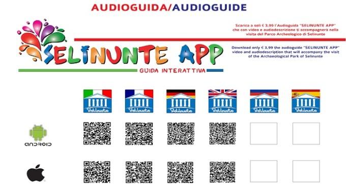"""Conoscere il Parco archeologico con """"App Selinunte"""""""