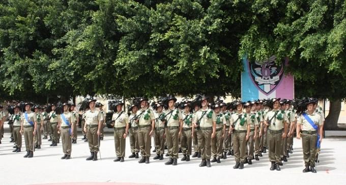 Il 6° Reggimento di Trapani festeggia il 180° anniversario della costituzione della specialità dei Bersaglieri