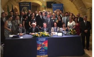 Partanna: costituito il Rotary Club