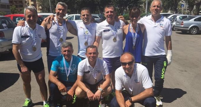 """""""Natistanchirunners"""" alla maratona di Palermo"""