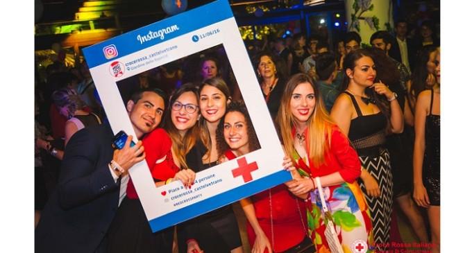 Soddisfazione e successo per la croce rossa di Castelvetrano per il primo #REDCROSSPARTY