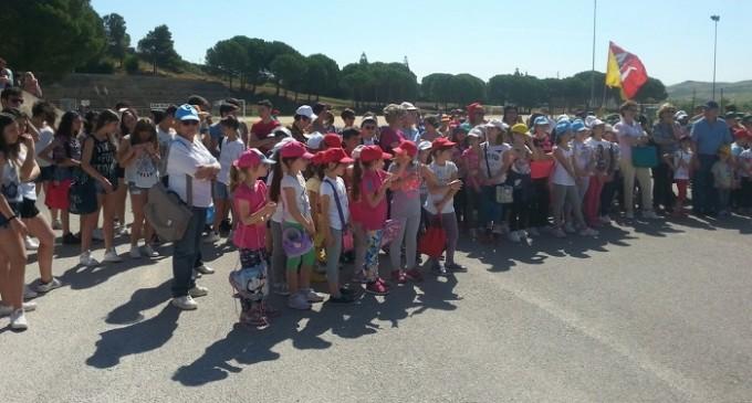 Santa Ninfa: festa per la Giornata dello sport