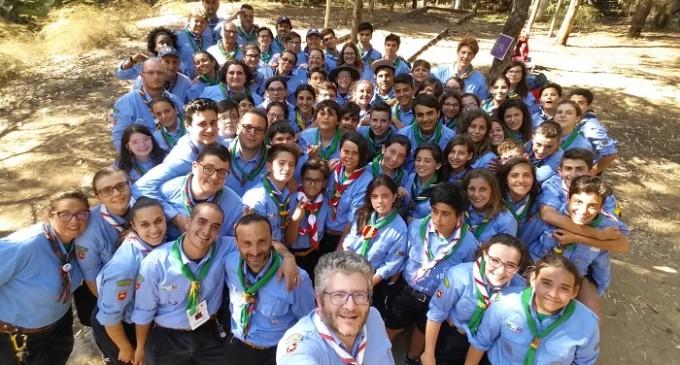 Scout: svolto campo a Marinella di Selinunte