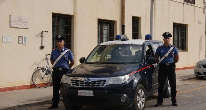 San Vito Lo Capo: palermitano arrestato per spaccio