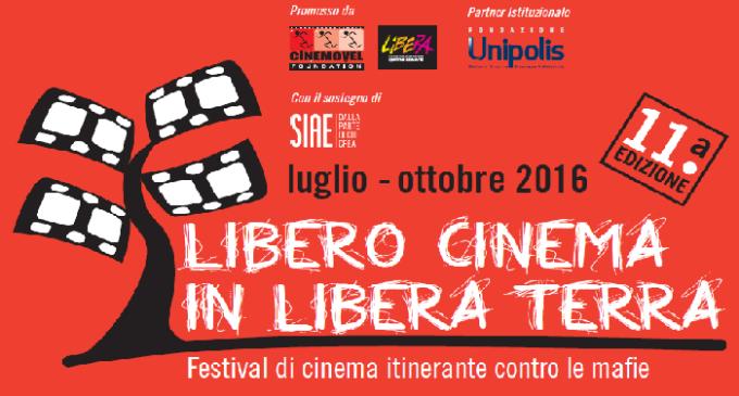 Castelvetrano: domani nel Sistema delle Piazze la carovana del cinema itinerante contro le mafie di Libera