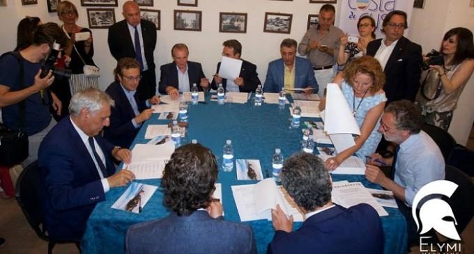 """Undici sindaci del territorio selinuntino hanno sottoscritto """"Selinunte e la chora selinuntina"""""""