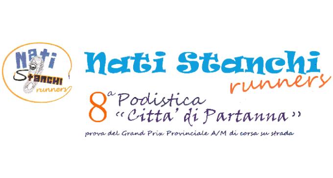 """Domenica 4 settembre ottava Podistica """"Città di Partanna"""""""