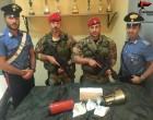"""Pantelleria: controlli straordinari dei Carabinieri con i """"Cacciatori di Calabria"""", tre arresti"""
