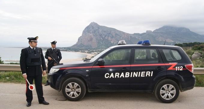San Vito Lo Capo: Carabinieri mettono fine alla serie di furti sotto gli ombrelloni