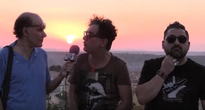 """[VIDEO] Le """"Voci del Sud"""" Lello Analfino, Roy Paci, Mario Incudine"""