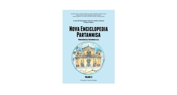 """Nova Enciclopedia Partannisa"": pronto il secondo volume"