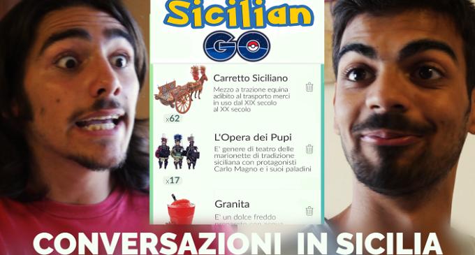 Pokémon GO in Sicilia
