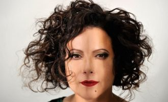 Antonella Ruggiero sabato in concerto a Campobello con Francesco Buzzurro e Giuseppe Milici