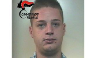 Alcamo: rapina ai danni di un extracomunitario, un arresto dei Carabinieri
