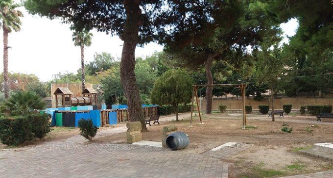 Santa Ninfa: illuminata la villa comunale