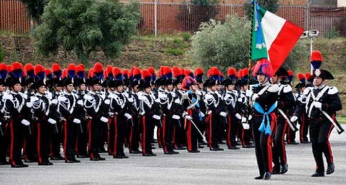 Sabato 1 Ottobre la cerimonia di intitolazione della Stazione Carabinieri di San Filippo di Marsala