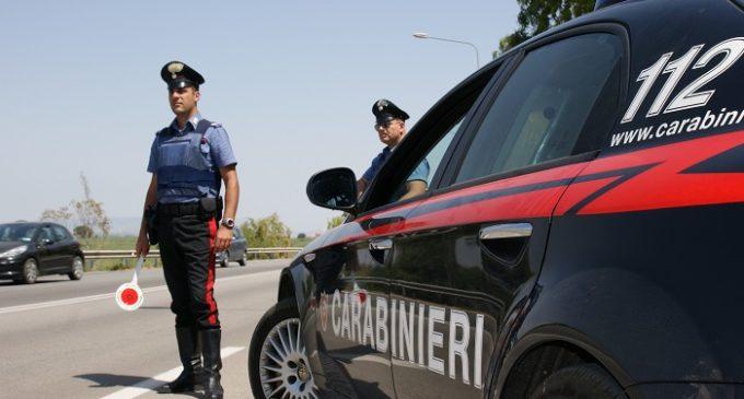 Salemi: arrestata donna dai Carabinieri per resistenza e violenza a pubblico ufficiale