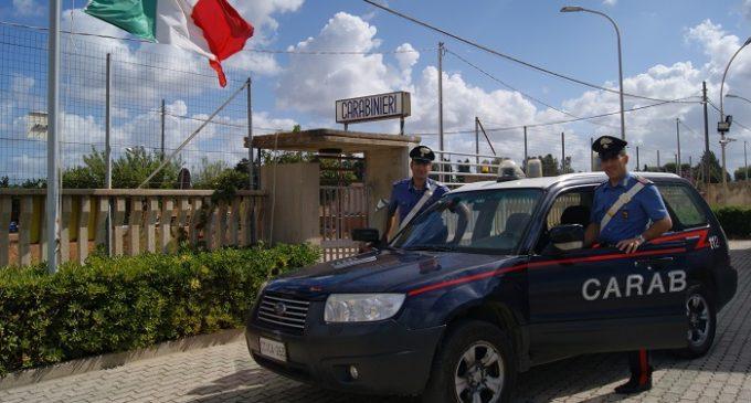 Trapani: scappano a bordo di un'auto rubata, bloccati dai Carabinieri quattro ragazzi